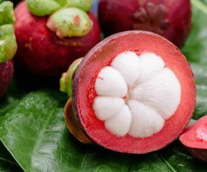 Вкуснейший и полезный фрукт мангустин!