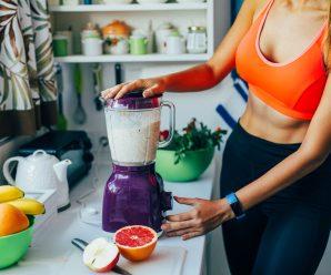 Пять актуальных советов правильного питания при похудении.