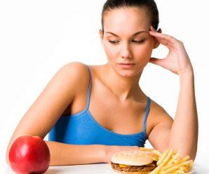 Десять ошибок в питании ведущие к ожирению.