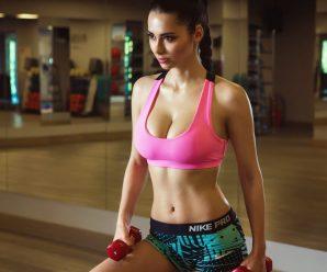 Комплекс упражнений для сжигания жира.