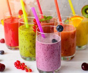 Шесть лучших напитков для здорового организма