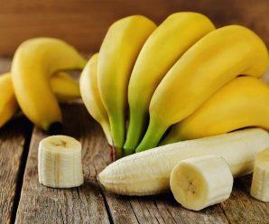 Банановые омолаживающие маски