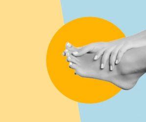 Популярные народные способы лечения косточки на ноге.