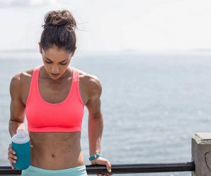 Фитнес диета, рацион питания для девушек